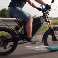 驚異的な航続距離を誇るパワフルな電動バイク「Delfast」Courtesy of Delfast #電動バイク #バッ