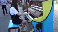 韓国の女の子が弾く、ハウルの動く城「人生のメリーゴーランド」