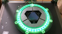 ビルドダイバーズバトルシステムにガンプラ認証用にNFCを付けました。また、ガンプラが光らせるためにワイヤレス給電も組み込