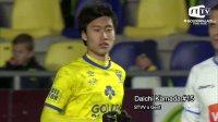 鎌田選手のヘント戦のプレー集です。日本代表デビューが期待されるコロンビア戦は本日19時20分キックオフ⚽️#シントトロイ