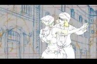 『神撃のバハムート VIRGIN SOUL』そして先週に引き続き、今週もメイキング映像を大公開!!!ダンスシーンの一部を