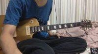 君の名は。のBGM「憧れカフェ」ってやつがすごーく好きなギターでコピーしました桑原さんが作ったのがよーくわかるフレーズだ