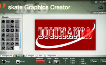EA Skate 3 Graphics Creator http://ckworks.jp/blog/archives/2009/01/xbox360_ps3_skate2_board_design.html